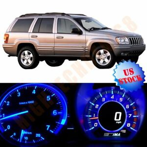 36x Gauge Cluster Dash Panel Light Bulb Led Set Fit 1999 01 Jeep Grand Cherokee