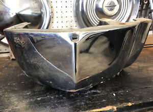 1963 Cadillac Front Lower Bumper End Bucket Passenger Right Core Original Oem