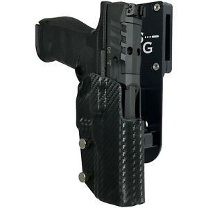 Black Scorpion Gear Pro Heavy Duty Competition Holster fits Walther PDP $108.99