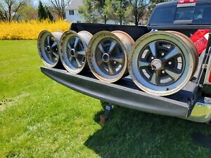 Pontiac 15 6 Rally Wheels Bonneville Grand Ville Catalina 5 5 Bolt Patter
