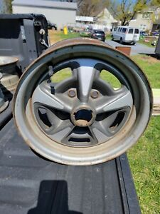 Pontiac Gto 14 6 Ja Rally Wheel Dated 8 10 1967