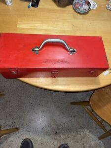 Snap On Tool Box With No Tray Vintage