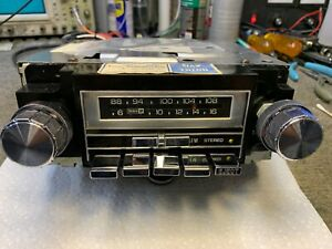 78 82 Olds Chevy Truck Camaro Monte Gm Delco Am Fm Stereo 8 Track Radio 79 80 81