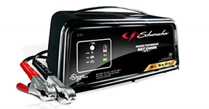 Schumacher Sc1361 12v Fully Automatic Battery Charger And 10 50a Engine Starter