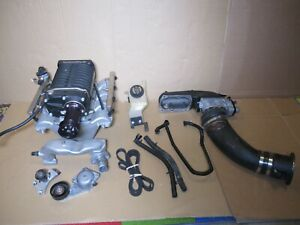 Ford Racing 05 10 Mustang Gt 4 6l Supercharger Kit Intercooled As Is Must Read