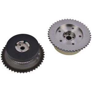 New Pair Engine Variable Timing Sprocket Cam Camshaft Phaser Gear For Buick Gm