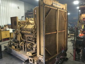 1983 Cat 3412 Diesel Power Unit 570hp All Complete Run Tested