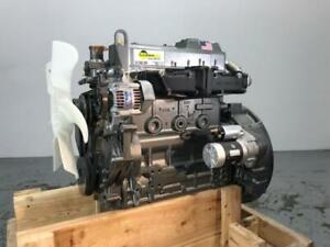 Yanmar 4tnv98 zgge Diesel Engine 54 7 Hp All Complete And Run Tested
