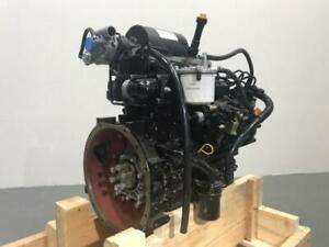 Yanmar S4d84e 3ec Diesel Engine 48hp All Complete And Run Tested