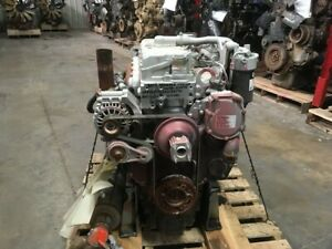 2017 Perkins 1104d e44ta Diesel Engine 142hp Approx 4k Hours All Complete