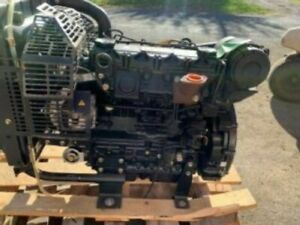 Lister Petter 4 Cyl Diesel Engine All Complete And Run Tested