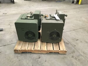 Onan 2 Cylinder Diesel Engine 9hp All Complete Run Tested