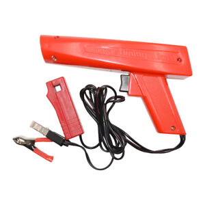 Zc100 Professional Inductive Ignition Timing Light Ignite Timing Machine R4p9