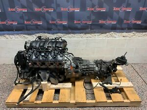 2010 Camaro Ss Oem Ls3 6 2 Ls Engine Tr6060 Manual Trans Liftout tested