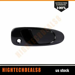 Door Handle Outside Front Right Rh Passenger Side For 92 95 Honda Del Sol Civic