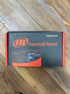 New In Box Ingersoll Rand Dual Action Air Sander