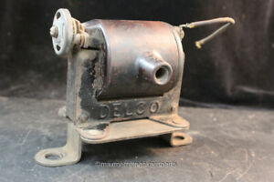 1920 S Ford Buick Vintage Delco No 2180 Ignition Coil