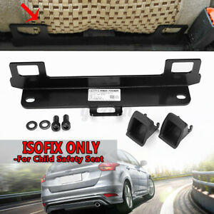 Latch Isofix Connector Car Child Safety Seat Belt Buckle Bracket For Ford