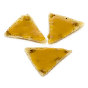 Display Faux Food Prop Tortilla Chips With Nacho Cheese New
