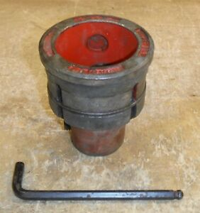 Ridgid 774 Pony Square Dr Adaptor For 141 161 Pipe Threader Head 700 Free S h Bw
