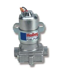 Holley Blue Pump W O Regulator