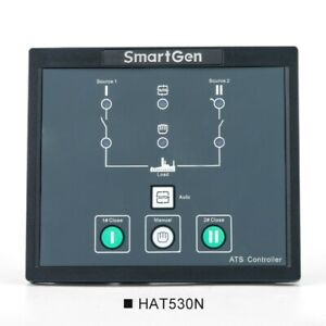 Maxgeek Hat530n Ats Controller Generator Automatic Transfer Switch Control Panel
