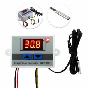 Xh w3001 Digital Led Temperature Controller Thermostat Control Switch Le0648 Led