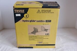 Thule 875 Hydro glide Kayak Saddle Carriers car Roof Top Kayak Carriers