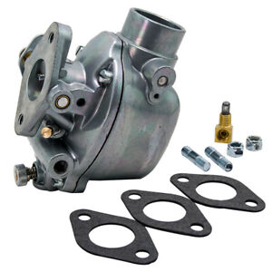 New Carburetor Assy For Ford Tractor Models 600 700 Series W 134 Cid Gas Engines