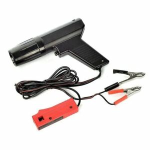 Auto Timing Tester Gun Inductive Xenon Timing Light For Petrol Engine Ignition