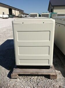 Cummins Commercial Standby Generator 40 Kw Lp ng 120 208 Volts 3 phase Rs40