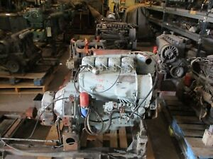 Deutz F4l912 Diesel Engine pto Are Not Include