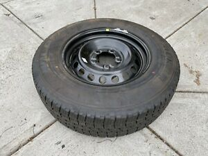 2019 Toyota Tundra Oem Spare Wheel And Tire P255 70r18