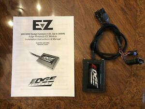 Edge Ez Module For 2003 2004 Dodge Ram 5 9l Common Rail Cummins