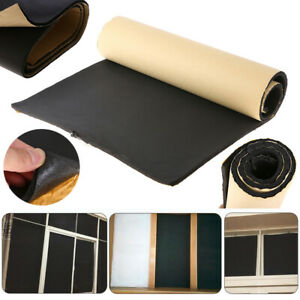 Rubber Sound Proofing Heat Insulation Sheet Closed Cell Foam 1 0 5m