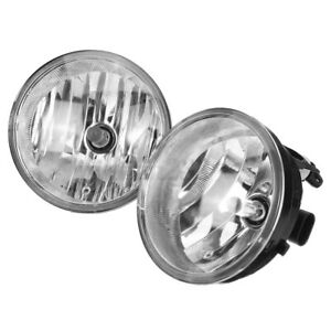 Front Spot Fog Light Lamps For Toyota Tacoma 2005 2011 Tundra 2007 2013 Lh rh Us