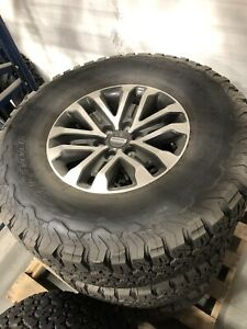 Ford Raptor Stock Wheels And Tires Oem