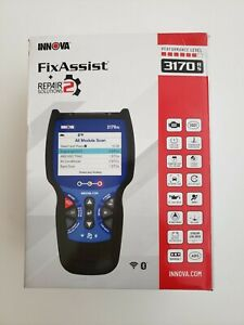 Innova Diagnostic Scan Tool 3170rs Fixassist Obd1 Obd2 Code Reader