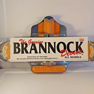 Genuine Brannock Device Foot Shoe Measurement Tool Centimeters New Out Of Box