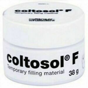 Dental Coltosol F Temporary Filling Materal Coltene 38 Gm With Long Expiry F
