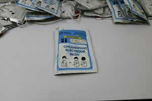Cardiac Science Powerheart G3 Child Aed Pad Electrodes 9730 001 Training Expired