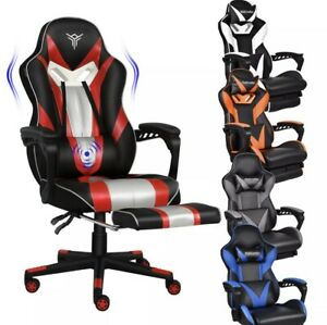 Bestoffice Fdw hl oc468 Ergonomic Racing Style Adjustable Office Gaming