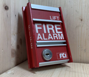 Fci Ms 2 Fire Alarm Pull Station Conventional
