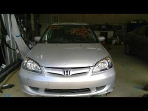 Grille Sedan Excluding Mx Fits 04 05 Civic 772915