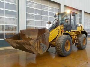 2012 Cat 930h Wheel Loader Caterpillar