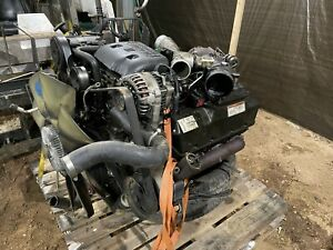 1999 Ford F 250 7 3 Powerstroke Engine Complete 175k Miles