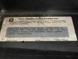 Automatic Transmission 4wd Th400 8 Cylinder Fits 81 90 Gmc 2500 Pickup 664422