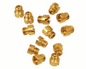 Holley Carburetor Gas Main Jets Assortment Kit 70 79 1 4 32 2 Each 20 Pack 70 2