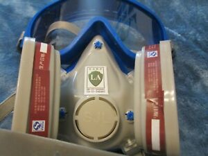 Gas Mask Protection Filter Chemical Mask