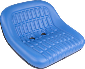 Pan Tractor Seat Cs668 Fits Ford 2000 2120 3000 3600 4000 4100 4410 5000 5200